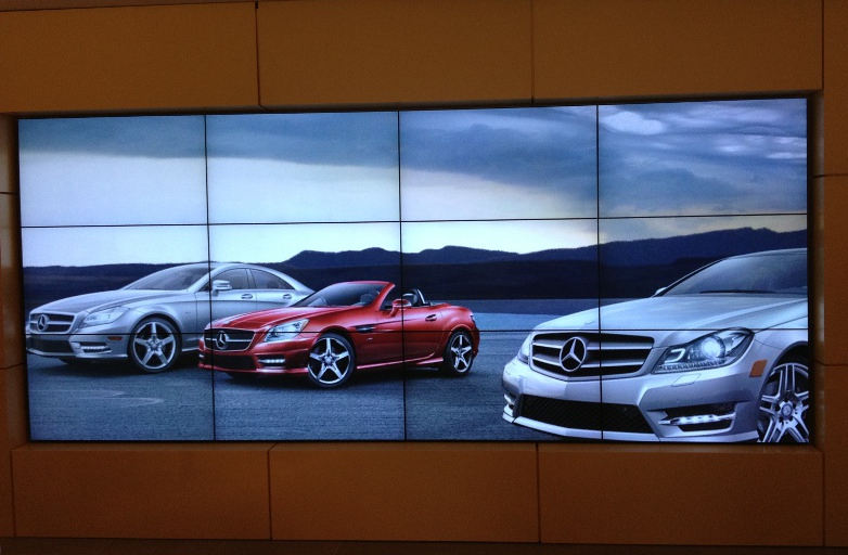 Projects db associates for Park place mercedes benz